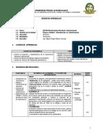 Plan de Clase AH504 Gastronomia 2014 I