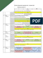 Jadwal Repro 2014baru