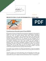 PROYECTO PARA CLASES DE INFORMÁTICA