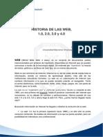 74_Historia de La Web