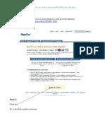 Tutorial PayPal in Romana