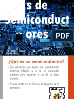 Antecedentes de semiconductores