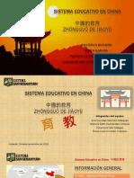 Sistema Educativo en China Equipo 4