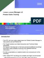 Ibm Filenet Cm 4.5 Pst