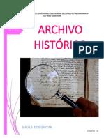 Archivo Histórico