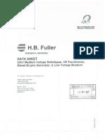 4113001_RA_Data Sheet 20kV MV Switchgear, Oil Transf