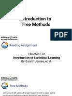 Intro to Tree Methods