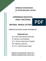 MANUAL DE VIRUS Y BACTERIAS