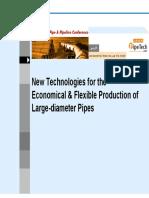 Pipe Process Jcoe