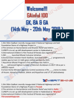 GAinful 100 14th May - 20th May 2018 - PDF