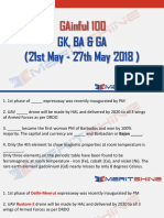 GAinful 100 21st May - 27th May 2018 - PDF