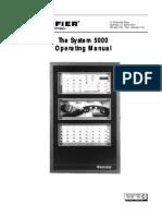Notifier.facp.System5000 OPER
