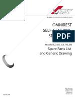 Omnirest Parts List