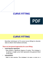 5. Curve Fitting
