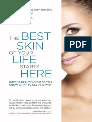 Handbook the Best Skin of Your Life Starts Here | Cosmetics