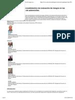 La Eficacia de Los Procedimientos de Evaluación de Riesgos en Las Empresas Fabricantes de Automóviles. _ Prevención Integral & ORP Conference