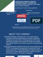 Maharaja Whiteline Private Limited