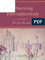 Buirski, Donna Orange-Practicing Intersubjectively-Jason Aronson, Inc. (2007)