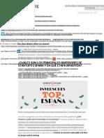 ¿Cuales son los principales inversores de startups España y en qué etapa invierten?