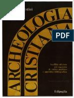 Pasquale Testini - Archeologia Cristiana