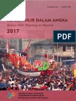 Kabupaten Rokan Hilir Dalam Angka 2017