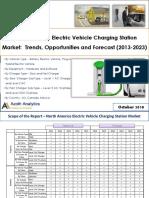 Sample North America EV Charging Station Market