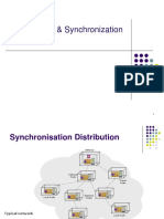 SDH Sync and Timing w SSM