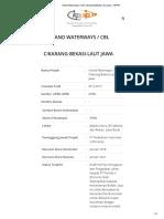 CBL Cikarang-Bekasi-Laut Jawa - KPPIP