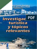 Investigación turística y topicos relevantes