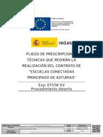 Escuelas conectadas Asturias