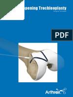 Trocleoplasty