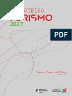 Estrategia Turismo 2027