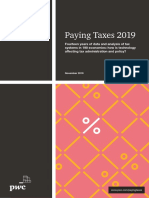 Paying Taxes 2019