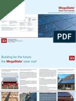 Střešní integrovaný systém_MegaSlate_II_Popis a instalace_EN