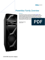 The Dell EMC PowerMax Family Overview