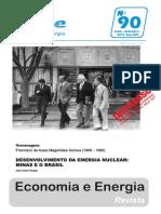 Eee90final-Pga5 Desenvolvimento Da Energia Nuclear - Minas e o Brasil