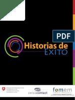 Historiasde Exito Proyecto FOMEM
