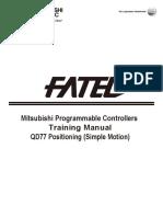 FATEC Mitsubishi QD77 Positioting