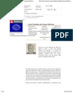 José Cândido da Gama Malcher - Academia Brasileira de Música