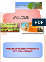 agro- industries prospects and challenges