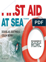 First Aid at Sea, 7th Ed by Douglas Justins, Colin Berry 2018 (5)