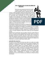 Obeictografía Del Tuturutu de La Plaza de Armas de Arequipa