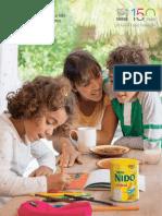Nestle in Society Summary Report 2016 Es