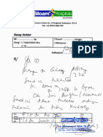 contoh surat dokter