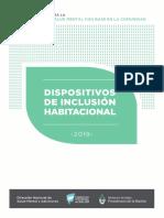 Dispositivos de Inclusión Habitacional