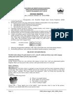 5. USBN Bahasa Inggris K2006 Utama