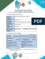 Guía de Actividades y Rúbrica de Evaluación- Elaborar Guía Estadística Descriptiva