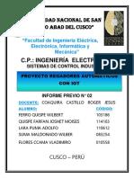 Proyecto-Sistemas Control Industrial