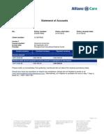 Statement of Accounts C13876953