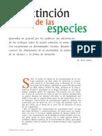 La extincion de las especies.pdf